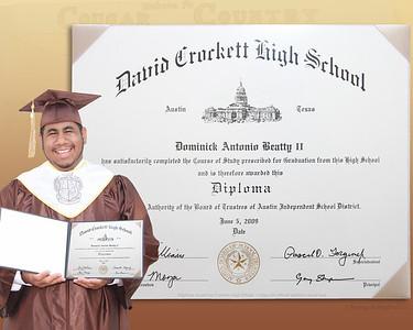 Keedjit™ Diploma Sample