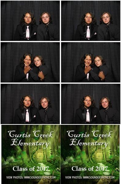 Curtis Creek Graduation 2017