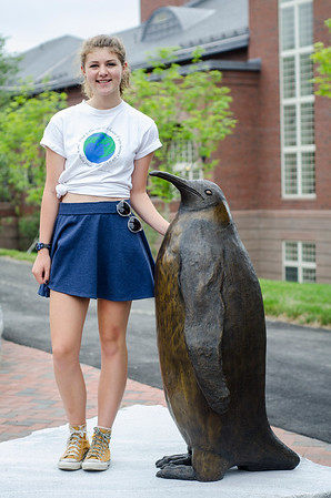 Penguin state at Cushing Academy