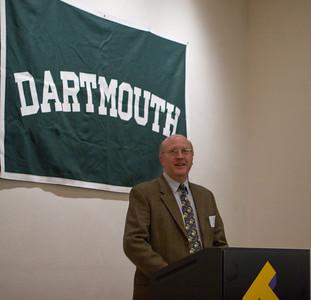 DAASV President Al introduced the program.