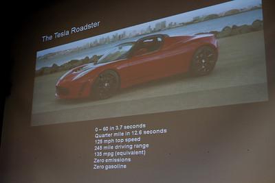 Roadster statistics