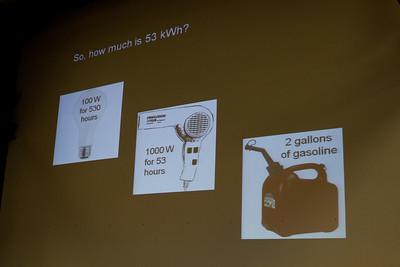 Electricity energy vs. gas