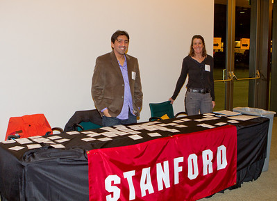 Stanford Law School alumni were also in attendance.