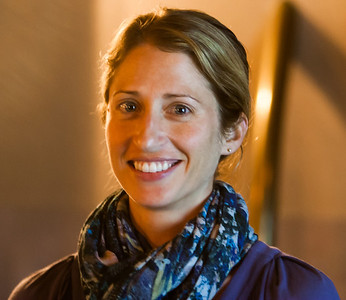 Melissa Hawkins, representing Spiegelau/Riedel
