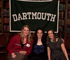 '94, '95, '96 Mini Reunion 02/06/10 : A Mini-Reunion for the classes of '94, '95, '96 was arranged by Dartmouth Club of Silicon Valley and Dartmouth Club of Greater San Francisco the evening of 2/6/2010.  We met at the University Club to get  together and hear a lecture on Oscar Wilde by recently retired Dartmouth Professor of Shakespearean Studies, Peter Saccio.  The evening began with cocktails and hors d'oeuvres, followed by class photos.  After the presentation there was a brief Q&A session, and then the socializing continued.  If any photos are published, a photo credit to George Hamma would be appreciated.  Photos George Hamma (C) 2010.