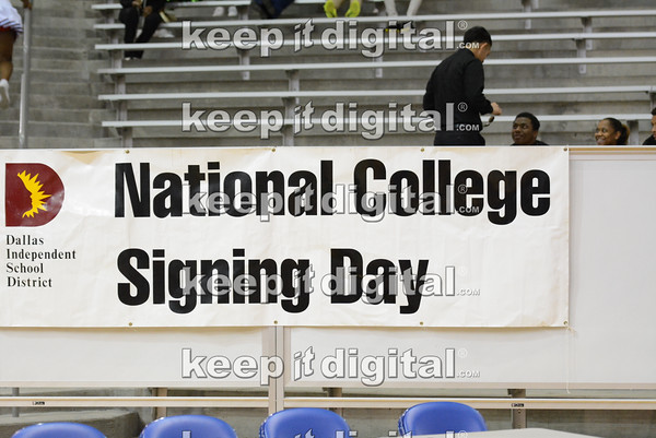 National Signing Day General 2015