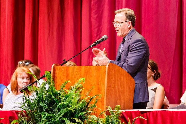 Dripping Springs High School Senior Academic Awards Program - Tue, May 26, 2015