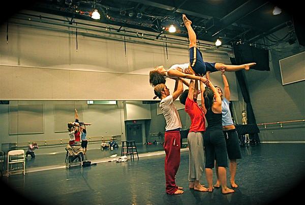 Dance Practice Oct 28