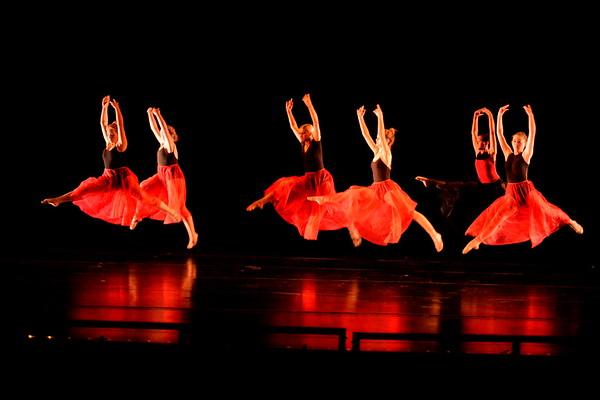 Dance Show Rehearsal 1