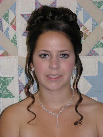 2008 - Prom - Sara
