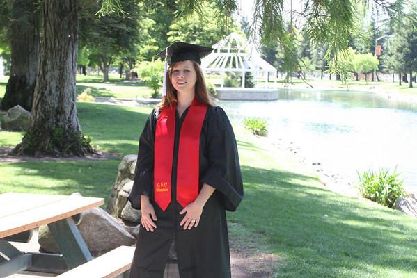 Danielle Graduation