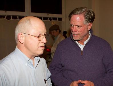 Scott Anthony '70 and James von Rittmann' 95.