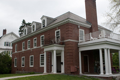 Day 1 - Tim's fraternity house