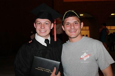 David's Graduation 6.14.14