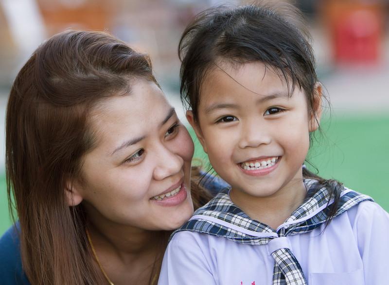 Varee School Chiangmai's Day Of Pride 2012.