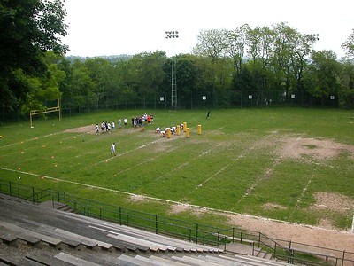 Phillips (Carrick) Park.  Football practice.  Thought I heard Ralph Z calling plays.