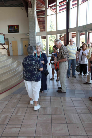 Del Oro 1963 Reunion-Campus Tour