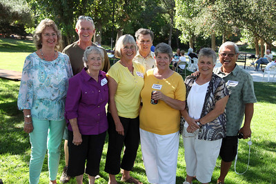 2013 - Del Oro 1963,50yr. Reunion Alan Condo Tailgate Party - 002