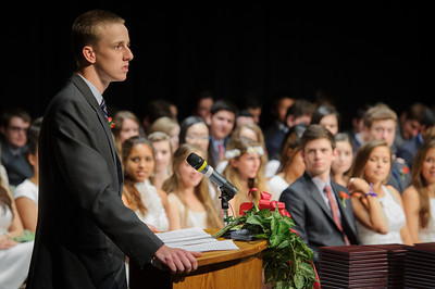 2014 Commencement ceremony held on June 14, 2014 at the The Derryfield School in Manchester, NH.