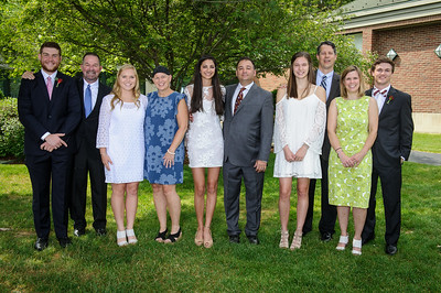 2017 Commencement Ceremony held on June 10, 2017 at the The Derryfield School in Manchester, NH.