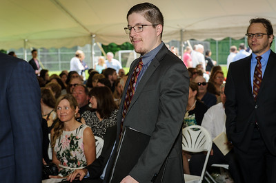 2018 Commencement Ceremony held on June 9, 2018 at the The Derryfield School in Manchester, NH.