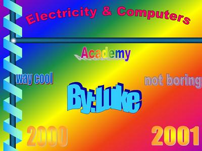 Dingeman 2000-2001Academy