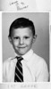 "Ken's first grade class photo - 1960<br /> Dodson Drive Elementary, East Point, Georgia<br /> ""Leave it to Beaver"" thought to have been added by brother Gary!"