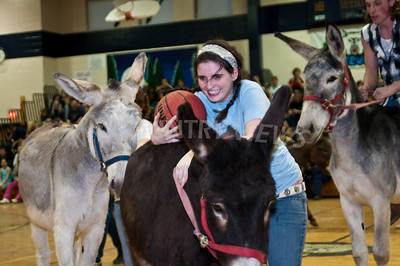 2009 Donkey basketball-49