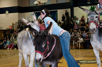 2009 Donkey basketball-48