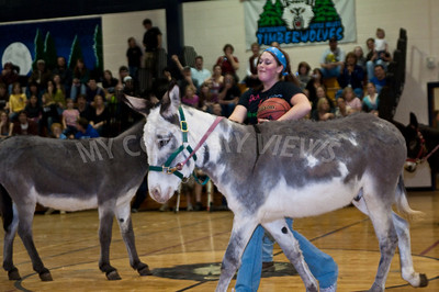 2009 Donkey basketball-58