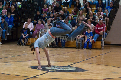 2009 Donkey basketball-20