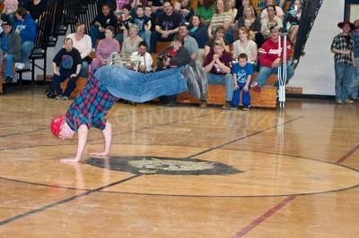 2009 Donkey basketball-1