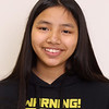 Richardson Middle School, Dracut, Knowledge Bowl team. Avalee Nong. (SUN/Julia Malakie)