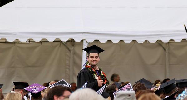 Dylan Menlo Graduation 5/6/2017