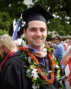 Dylan Graduation Ceremony