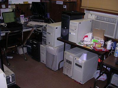 ECSD Technology Office, Edgefield, SC