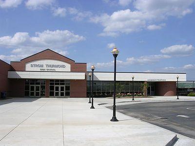 Strom Thurmond High School, Edgefield, SC