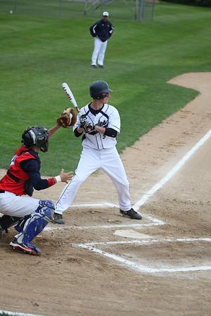 Baseball Play-offs vs St. Johns Prep