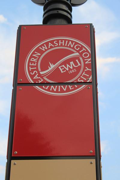 Eastern Washington University campus