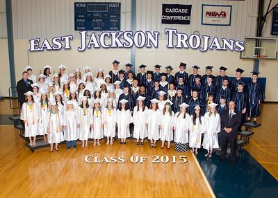 East Jackson Graduation 2015