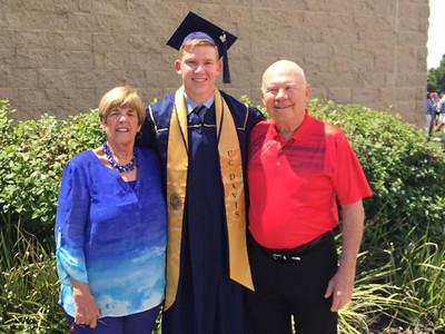 Congratulations Logan on graduating from UC Davis. — at UC Davis Conference Center.