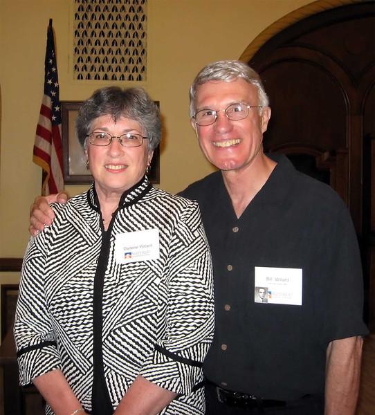 Bill and Darlene Willard