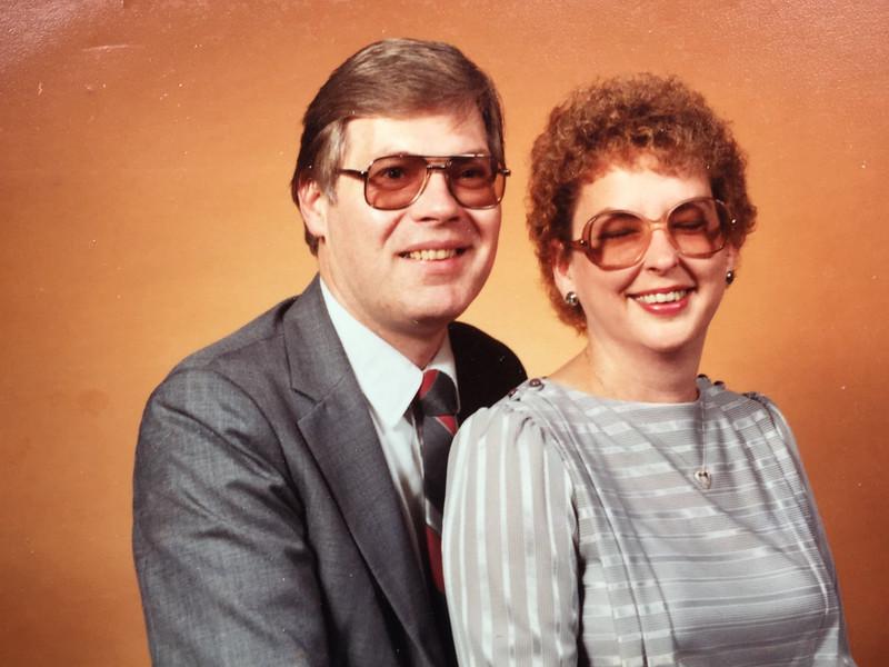 Gene-Ruth Collins ~1983