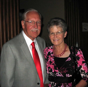 Bob [1938-2018] & Peg Ehlers