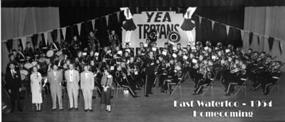 EWHS Band -1954