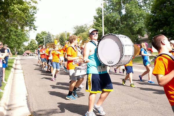 Eastern Band Trip Homecoming 2014