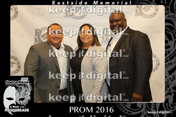 Eastside Prom 2016 Photobooth
