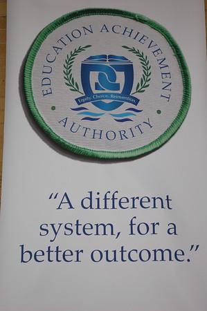 Education Achiement Authority Enrollment 2013