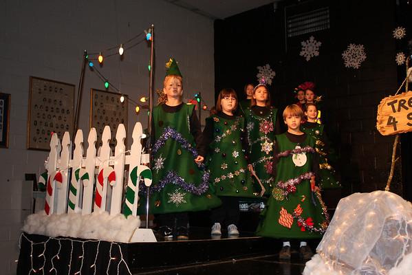 elementary christmas program all