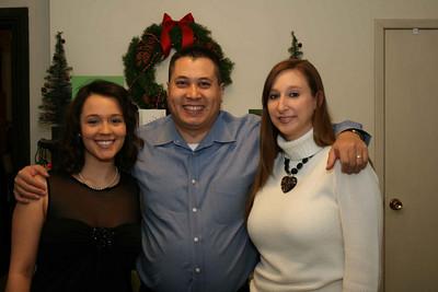 Elisabeth, Michael & Kelly